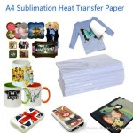 Sublimacijski papir A4 - 100 lista